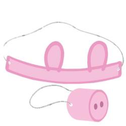 Peppa Pig Masker