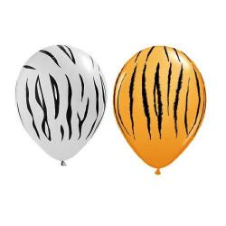 Ballonger Zebra & Tiger