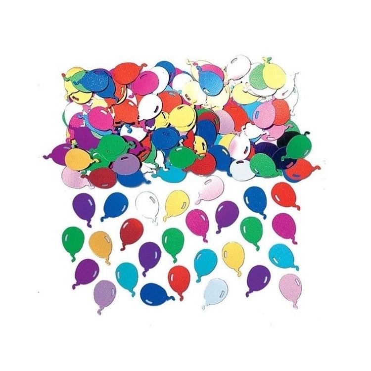 Konfetti Ballonger Mix