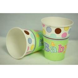 Baby Pastell Mugg