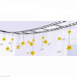Takdekoration Star