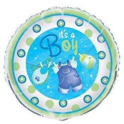 Baby Badanka Folieballong