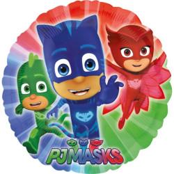 Pyjamashjältarna Folieballong