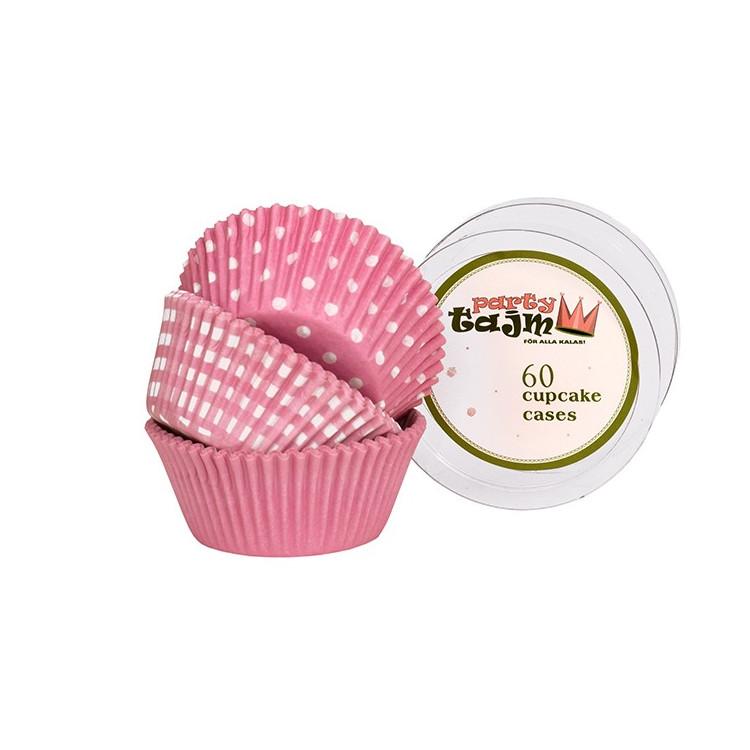 Baby Girl Muffinsformar