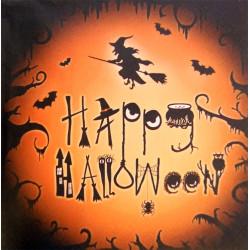 Servetter Happy Halloween
