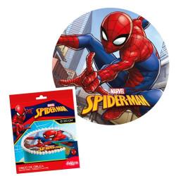 Tårtoblat Spindelmannen