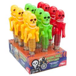 Godis Boxande Skelett
