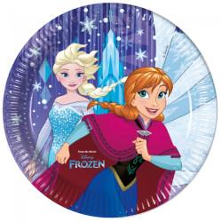 Tallrikar Frost Snowflakes