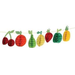 Honeycombgirlang Mini Frukt