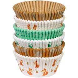 Muffinsformar Skogens Djur 150 st
