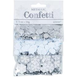 Konfetti Snowflakes
