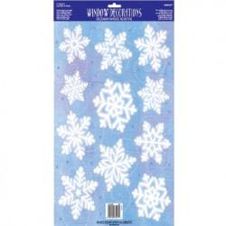 Fönsterdekoration Snowflakes