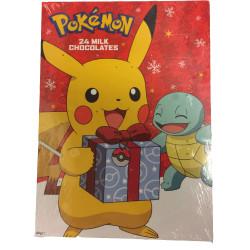 Chokladkalender Pokémon