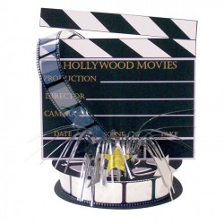 Bordsdekoration Clapboard