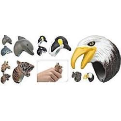 Fingerdockor Fåglar
