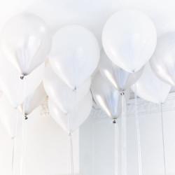 Ballonger med snöre