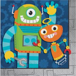 Robot Servetter