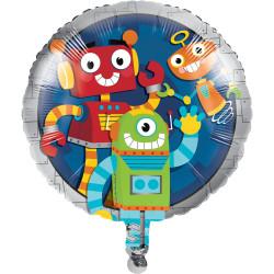 Robot Folieballong
