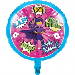DC Super Hero Girls Folieballong