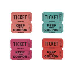 Biljetter på rulle