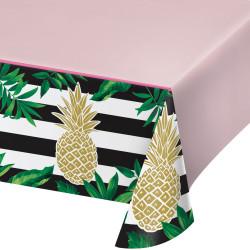 Plastduk Ananas Foil