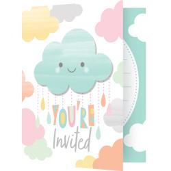 Sunshine Baby Inbjudningskort