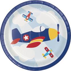 Assietter Flygplan