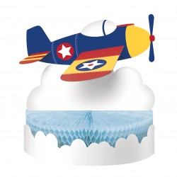 Bordsdekoration Flygplan