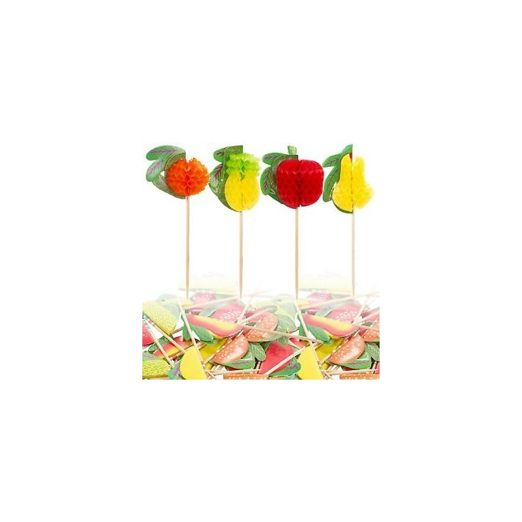 Partypicks Frukter