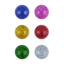 Studsboll Sparkeling Glitter