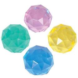 Studsboll Pastell Diamant