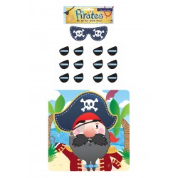 Kalasspel Pirat