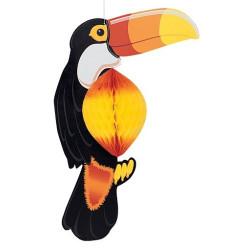 Dekoration Tropisk Fågel / Tukan