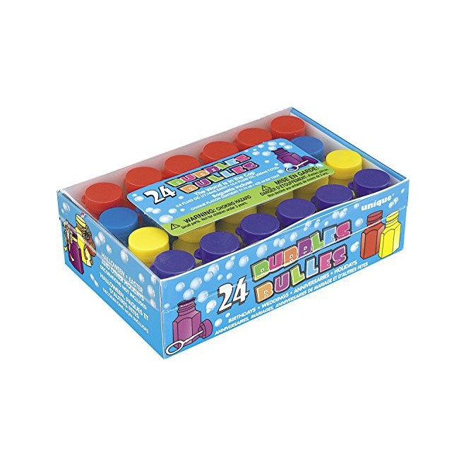 Såpbubblor Mini 24-pack