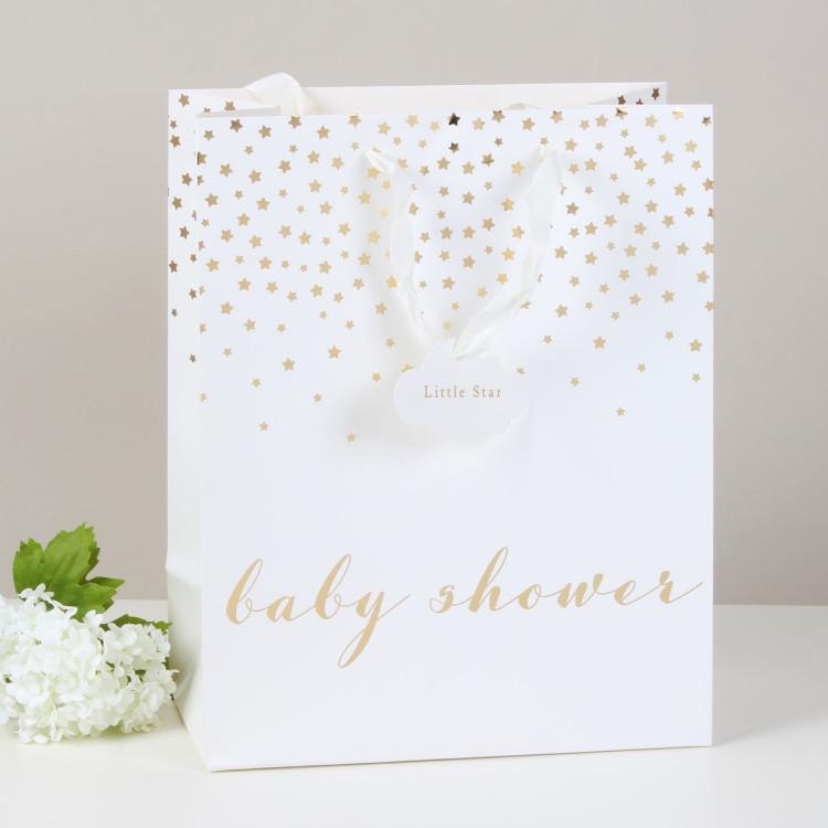 Presentpåse Baby Shower