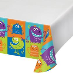Glada Monster Plastduk