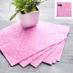 servetter pink dots
