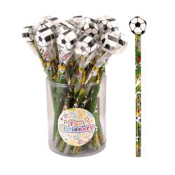 Penna med Suddgummi Fotboll