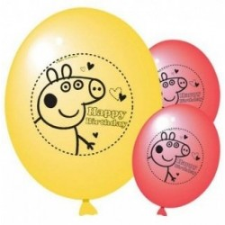 Peppa Pig Ballonger