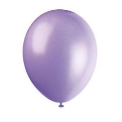 Ballong Mörklila