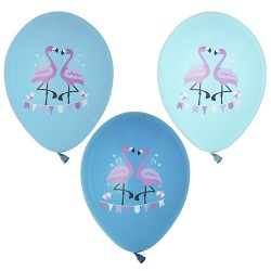 Ballonger Flamingos
