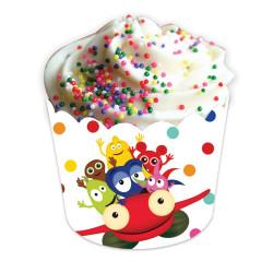 Babblarna Muffinsformar
