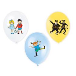 Pippi Långstrump Ballonger