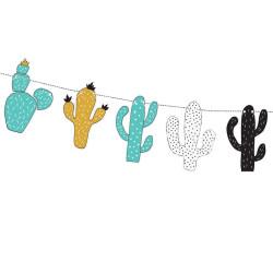 Kaktus Girlang
