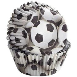 Muffinsformar Fotbollsmotiv