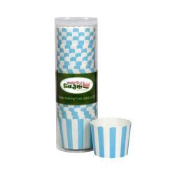 Muffinsform Cupcake Mix Blå