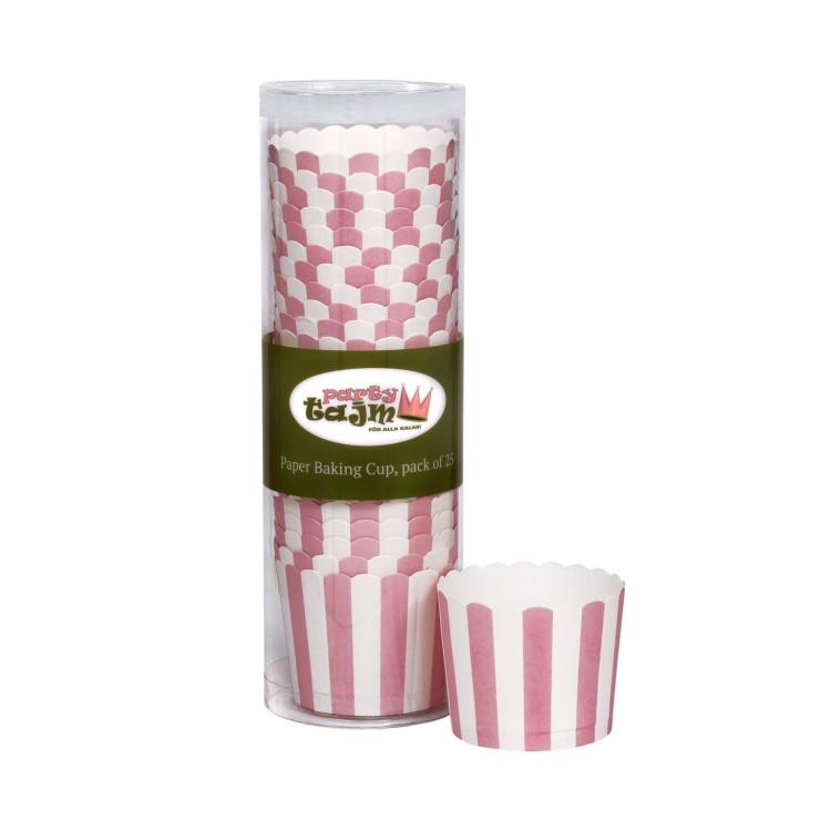 Muffinsform Cupcake Mix Rosa