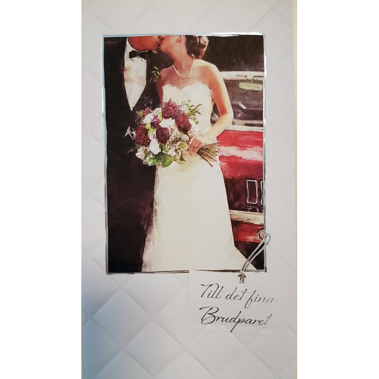 Grattiskort till de Nygifta