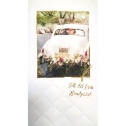 Grattiskort för Brudparet