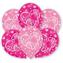 Ballonger Birthday Girl